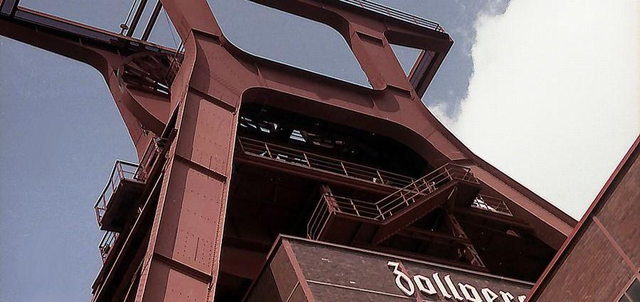 Ferien-Ausflugtipp: Zeche Zollverein in Essen