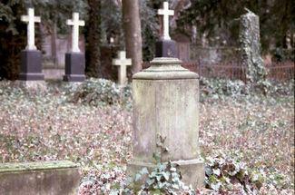 Neuwied: der historische Friedhof